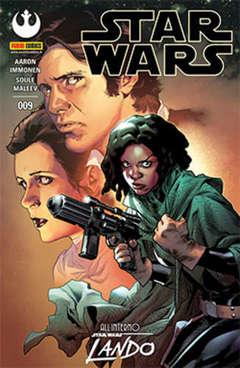 Copertina STAR WARS Nuova Serie n.9 - STAR WARS, PANINI COMICS