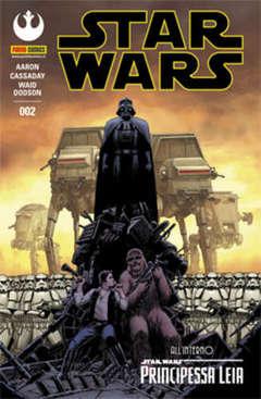 Copertina STAR WARS Nuova Serie n.2 - STAR WARS - Cover A, PANINI COMICS