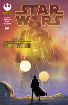 Copertina STAR WARS Nuova Serie n.4 - STAR WARS - Cover A, PANINI COMICS