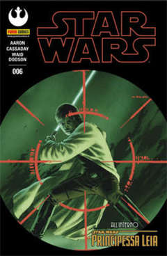 Copertina STAR WARS Nuova Serie n.6 - STAR WARS - Cover A, PANINI COMICS