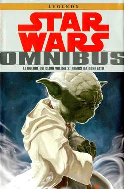 Copertina STAR WARS OMNIBUS n.6 - NEMICI DA OGNI LATO, PANINI COMICS