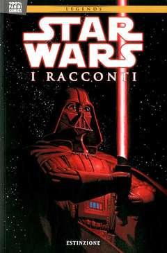 Copertina STAR WARS I RACCONTI n.1 - ESTINZIONE, PANINI COMICS