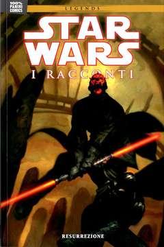 Copertina STAR WARS I RACCONTI n.3 - RESURREZIONE, PANINI COMICS
