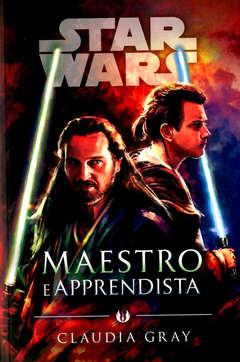 Copertina STAR WARS ROMANZI n.7 - MAESTRO E APPRENDISTA, PANINI COMICS