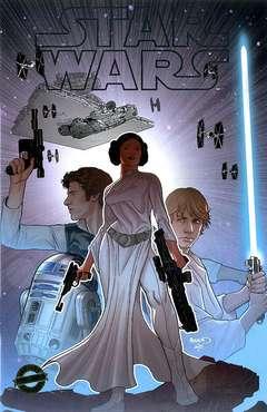 Copertina STAR WARS n.1 - STAR WARS 1 Variant cover, PANINI COMICS