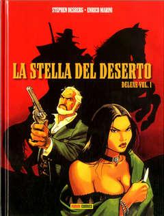 Copertina STELLA DEL DESERTO Deluxe (m2) n.1 - LA STELLA DEL DESERTO - Deluxe, PANINI COMICS