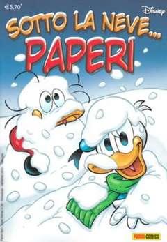 Copertina SUPER DISNEY n.60 - Sotto la neve... paperi, PANINI COMICS