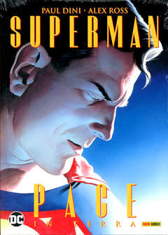 Copertina SUPERMAN PACE IN TERRA n. - SUPERMAN: PACE IN TERRA, PANINI COMICS