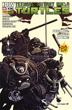 Copertina TEENAGE MUTANT NINJA TURTLES n.26 - TEENAGE MUTANT NINJA TURTLES, PANINI COMICS