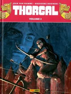 Copertina THORGAL Deluxe n.2 - THORGAL 7/12, PANINI COMICS