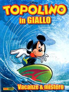 Copertina TOPOLINO IN GIALLO 2021 n.2 - TOPOLINO IN GIALLO LUGLIO 2021, PANINI COMICS