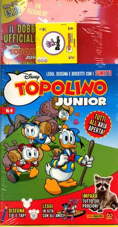 Copertina TOPOLINO JUNIOR n.2 - TOPOLINO JUNIOR, PANINI COMICS