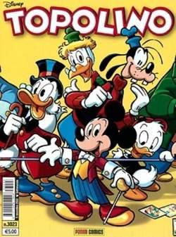 Copertina TOPOLINO LIBRETTO n.3023 - TOPOLINO LIBRETTO Variant Cover a 4 ante, PANINI COMICS