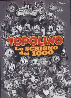 Copertina TOPOLINO LO SCRIGNO DEI n.3 - TOPOLINO LO SCRIGNO DEI 1000, 2000 e 3000, PANINI COMICS