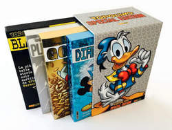 Copertina TOPOLINO SPECIAL EDITION n. - TOPOLINO BLACK/PLATINUM/GOLD/DIAMOND EDITION, PANINI COMICS