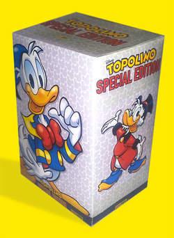 Copertina TOPOLINO SPECIAL EDITION n. - TOPOLINO DIAMOND EDITION + Cof. TOPOLINO SPEC. ED., PANINI COMICS