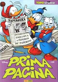 Copertina TOPOSTORIE n.14 - PRIMA PAGINA, PANINI COMICS