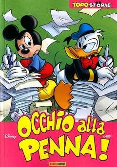 Copertina TOPOSTORIE n.35 - OCCHIO ALLA PENNA!, PANINI COMICS