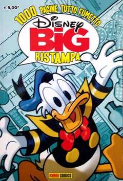Copertina TUTTO DISNEY n.72 - Disney Big Ristampa, PANINI COMICS