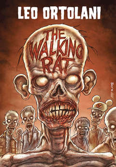 PANINI COMICS - WALKING RAT