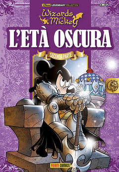 Copertina WIZARDS OF MICKEY n.4 - L'ETA' OSCURA 2, PANINI COMICS