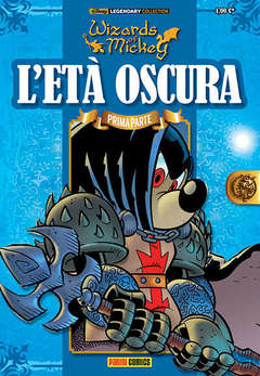 Copertina WIZARDS OF MICKEY n.3 - L'ETA' OSCURA, PANINI COMICS