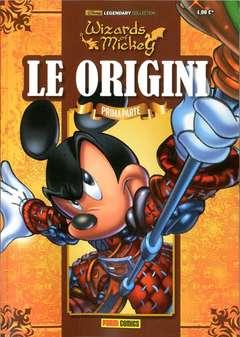 Copertina WIZARDS OF MICKEY n.1 - LE ORIGINI, PANINI COMICS