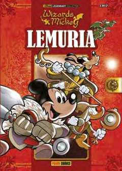 Copertina WIZARDS OF MICKEY n.8 - LEMURIA, PANINI COMICS