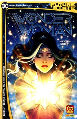 Copertina WONDER WOMAN n.20 - FUTURE STATE, PANINI COMICS