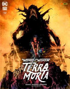 Copertina WONDER WOMAN TERRA MORTA n.1 - TERRA MORTA, PANINI COMICS