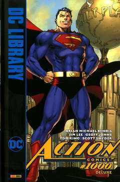 Copertina ACTION COMICS 1000 Deluxe n. - ACTION COMICS 1000 - Deluxe Edition, PANINI DC