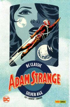 Copertina ADAM STRANGE Volume n.1 - ADAM STRANGE, PANINI DC