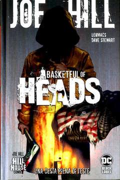 Copertina BASKETFUL OF HEADS n. - UNA CESTA PIENA DI TESTE, PANINI DC