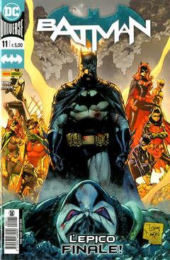 Copertina BATMAN n.11 - BATMAN, PANINI DC