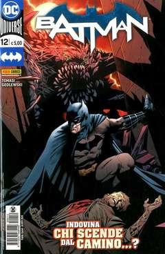 Copertina BATMAN n.12 - BATMAN, PANINI DC