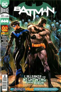 Copertina BATMAN n.23 - BATMAN, PANINI DC