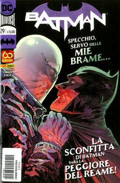 Copertina BATMAN n.29 - BATMAN, PANINI DC