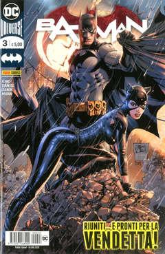 Copertina BATMAN n.3 - BATMAN, PANINI DC