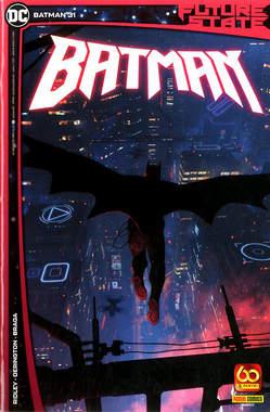 Copertina BATMAN n.31 - FUTURE STATE, PANINI DC