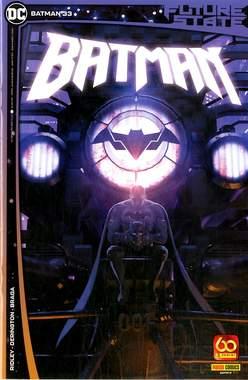 Copertina BATMAN n.33 - FUTURE STATE, PANINI DC