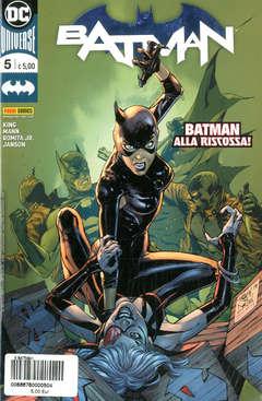 Copertina BATMAN n.5 - BATMAN, PANINI DC