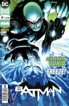 Copertina BATMAN n.6 - BATMAN, PANINI DC