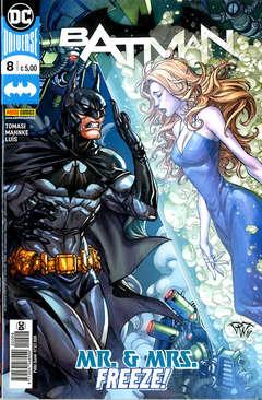 Copertina BATMAN n.8 - BATMAN, PANINI DC