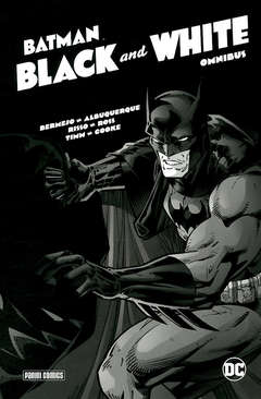 Copertina BATMAN BLACK AND WHITE n. - BATMAN BLACK AND WHITE, PANINI DC