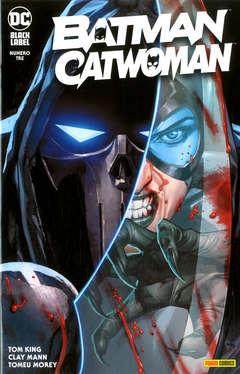 Copertina BATMAN/CATWOMAN n.3 - BATMAN/CATWOMAN, PANINI DC