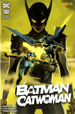 Copertina BATMAN/CATWOMAN n.4 - BATMAN/CATWOMAN, PANINI DC
