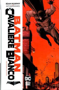 Copertina BATMAN CAVALIERE BIANCO Deluxe n. - CAVALIERE BIANCO - Edizione Deluxe, PANINI DC