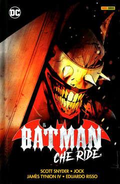 Copertina BATMAN CHE RIDE n. - IL BATMAN CHE RIDE, PANINI DC