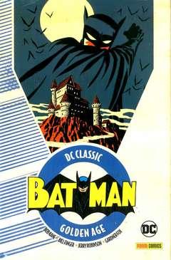 Copertina BATMAN DC CLASSIC n.1 - BATMAN, PANINI DC