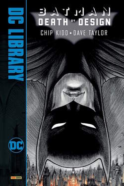 Copertina BATMAN DEATH BY DESIGN n. - BATMAN: DEATH BY DESIGN, PANINI DC